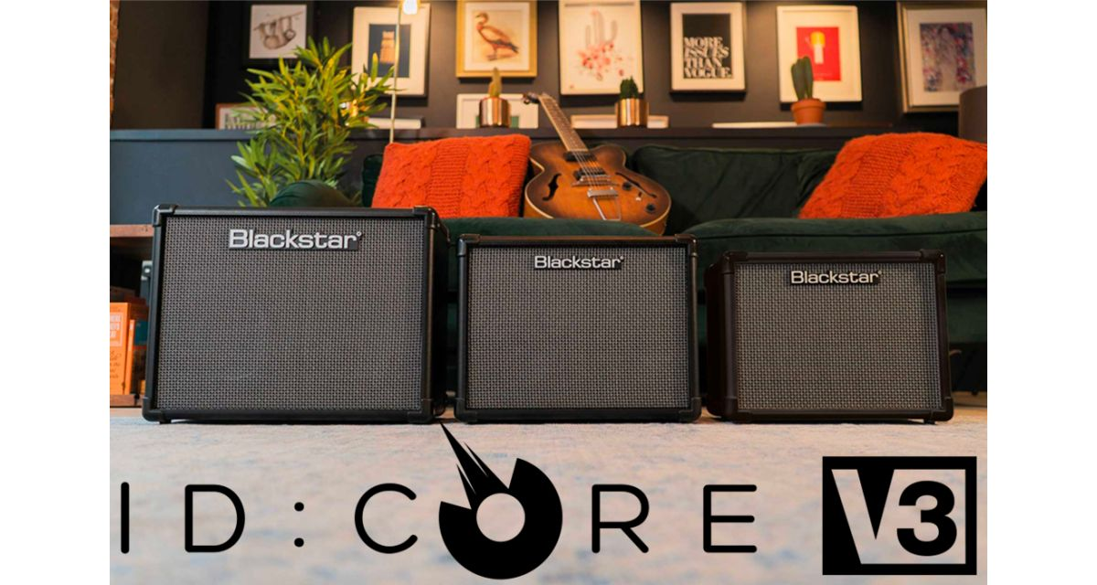 Nuovi Amplificatori per Chitarra Elettrica Blackstar ID:Core V3