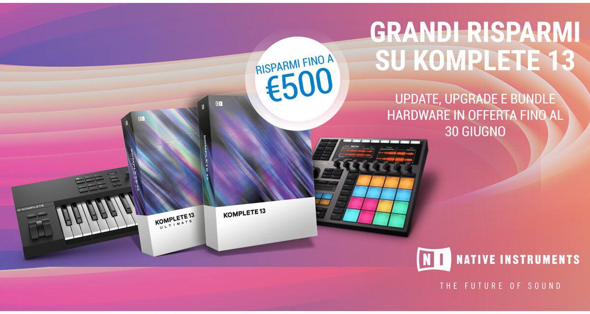 Fino a 500€ di Risparmi con Summer of Sound