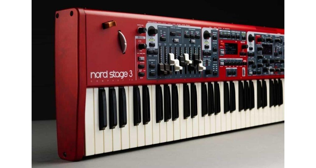 Nord Stage 3, un digital piano con sintetizzatore e organo: recensione e prezzi