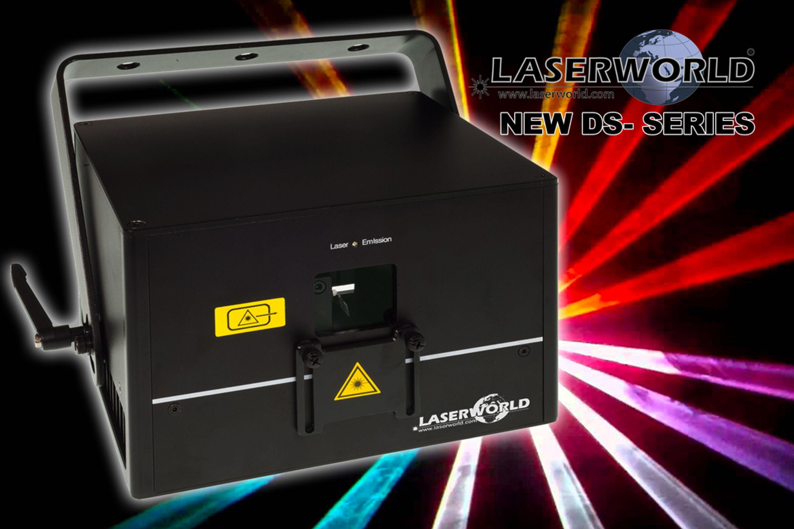 Laserworld: Laser DJ Ancora più prestazioni per la serie Diode