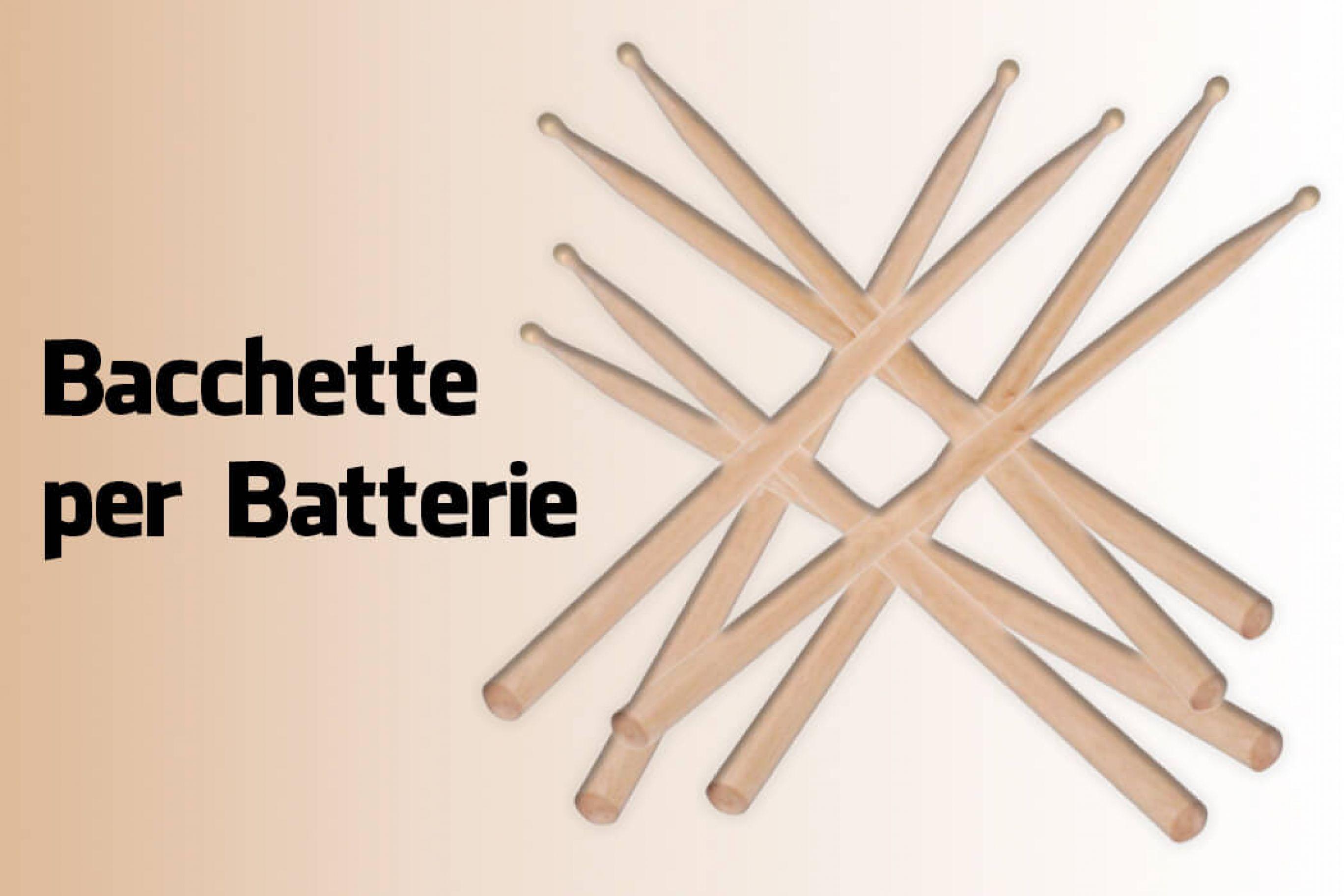 Quali bacchette per batteria scegliere? le migliori Prezzi e Recensioni.