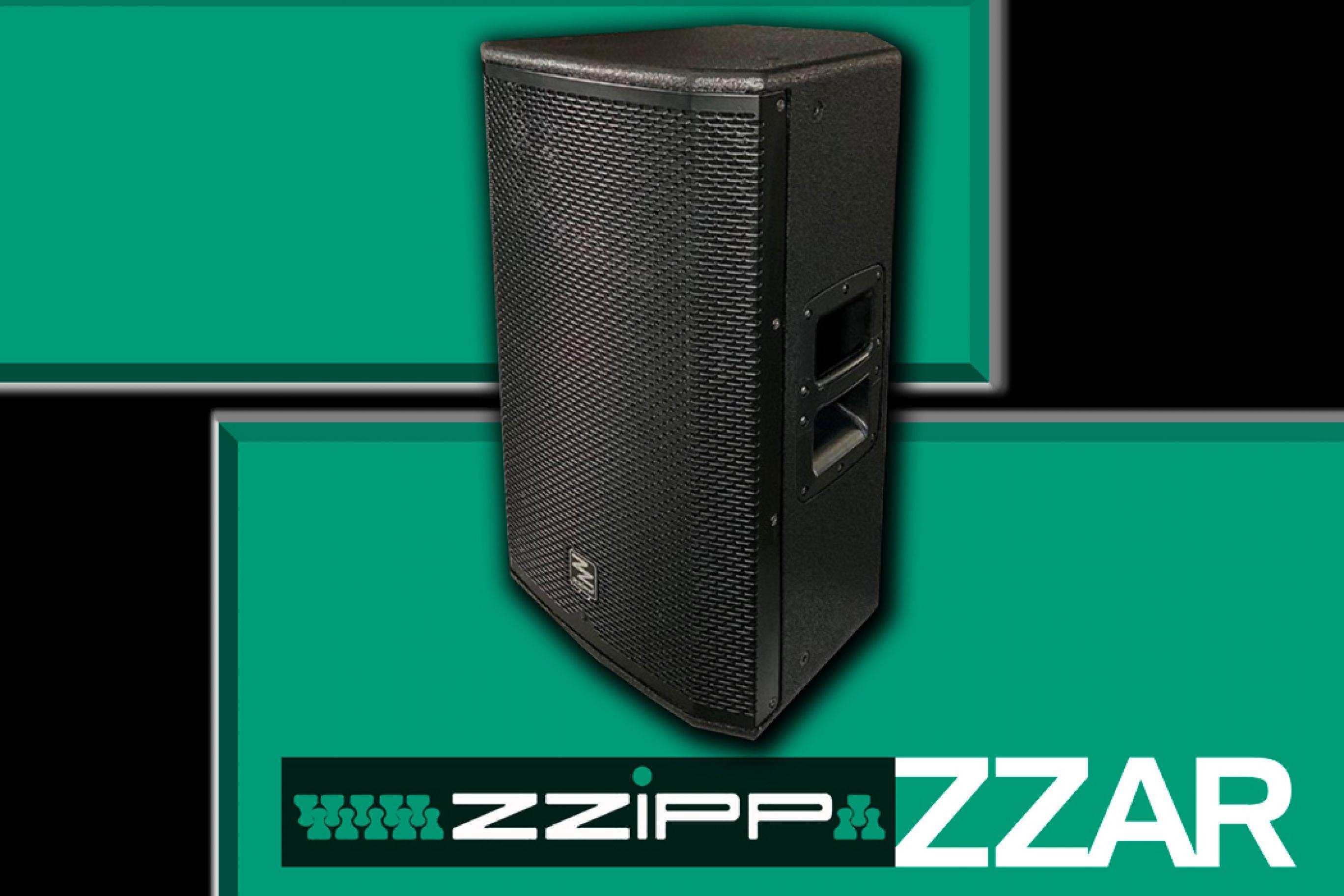 Diffusori Attivi ZZAR by ZZIPP