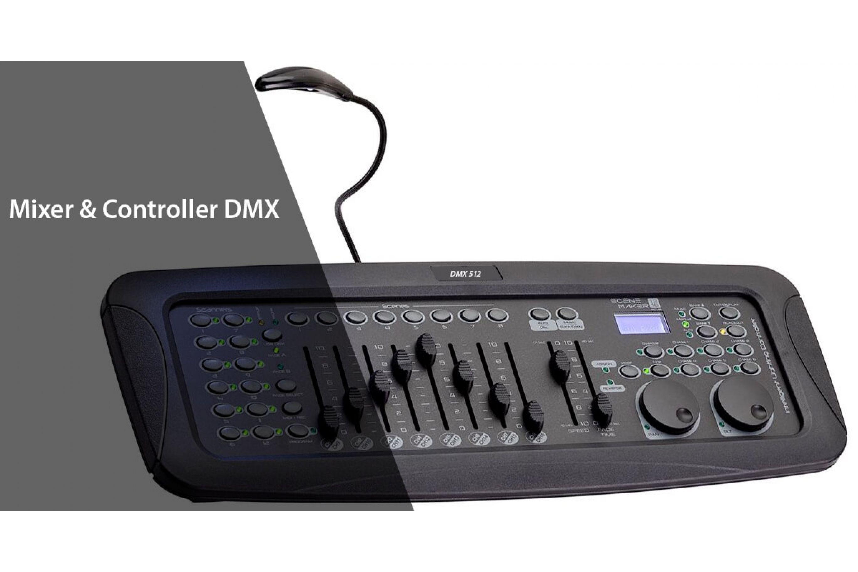 Mixer & Controller DMX - Prezzi e Recensioni