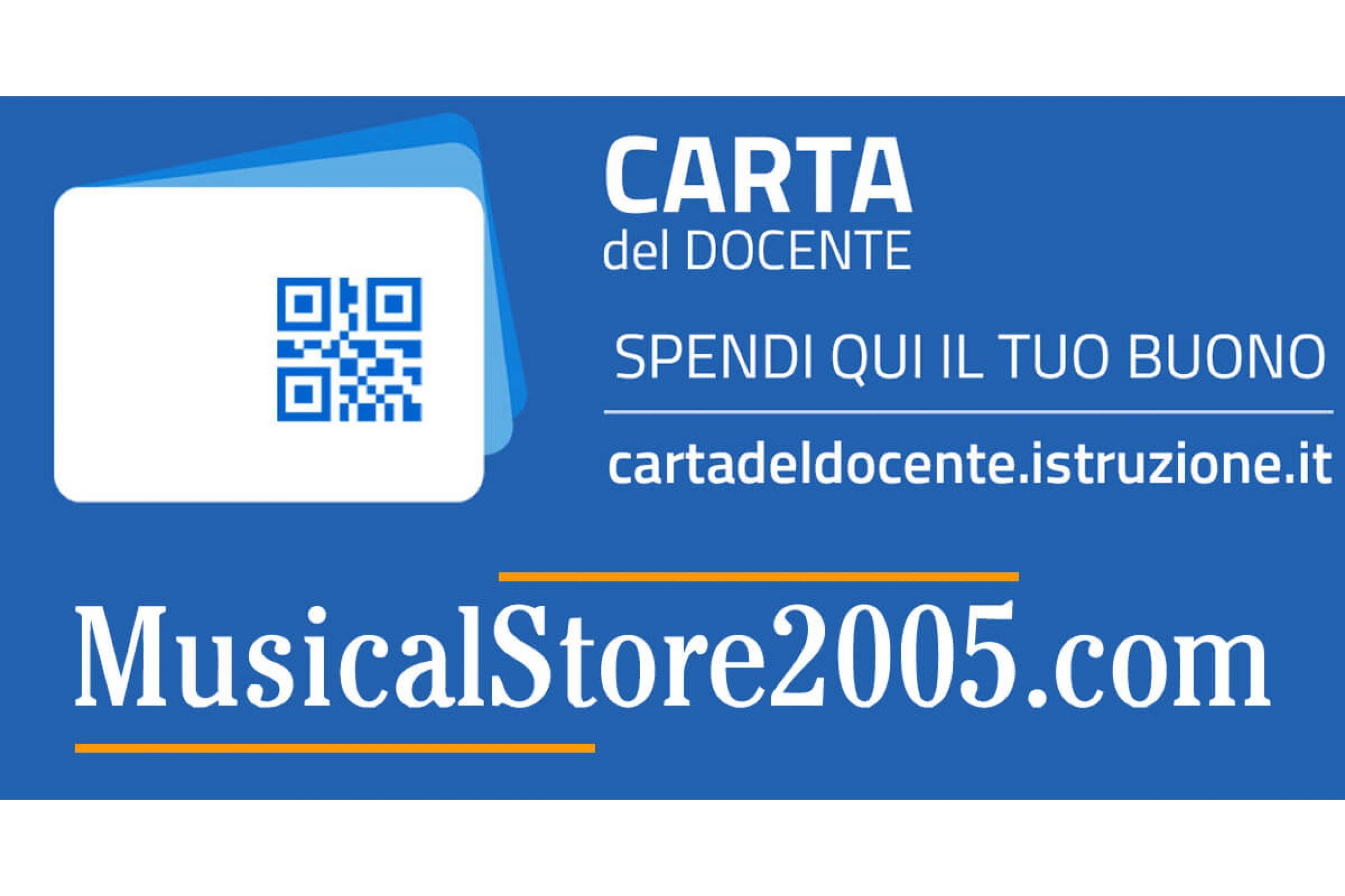 Carta del docente 2017/2019 - Strumenti Musicali