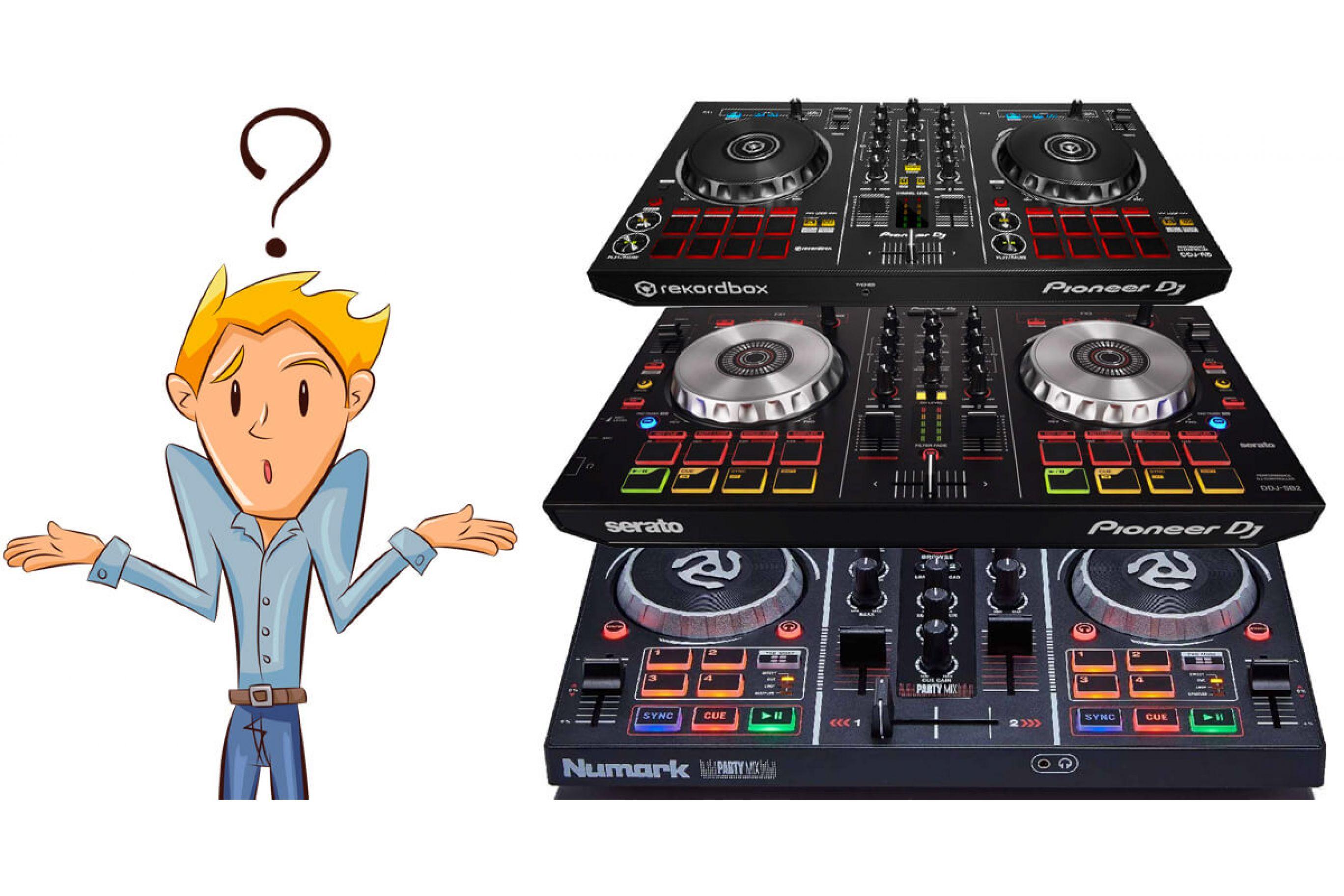 Controller e Console DJ - Prezzi, quale scegliere?