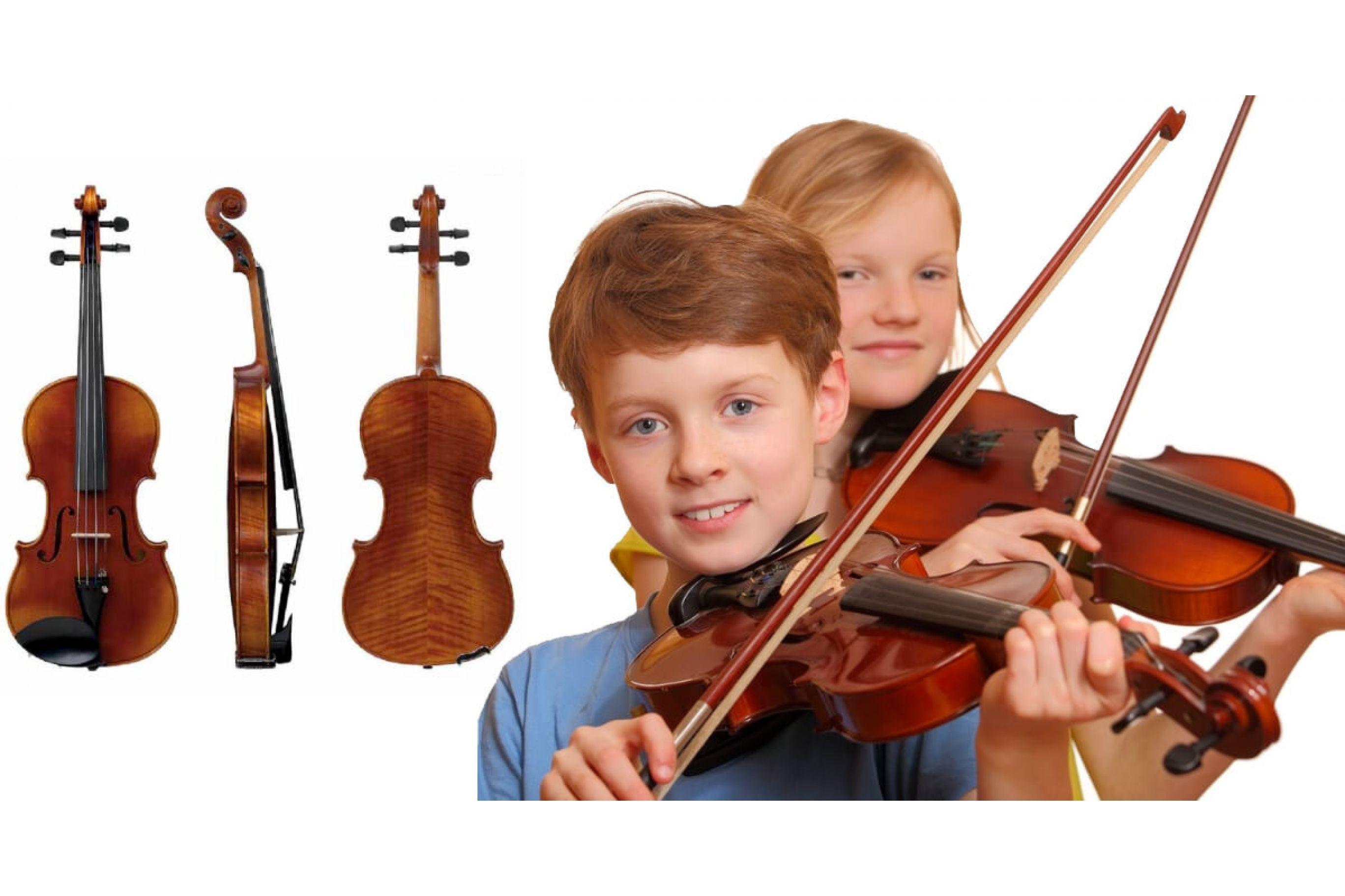 I migliori violini per bambini e principianti