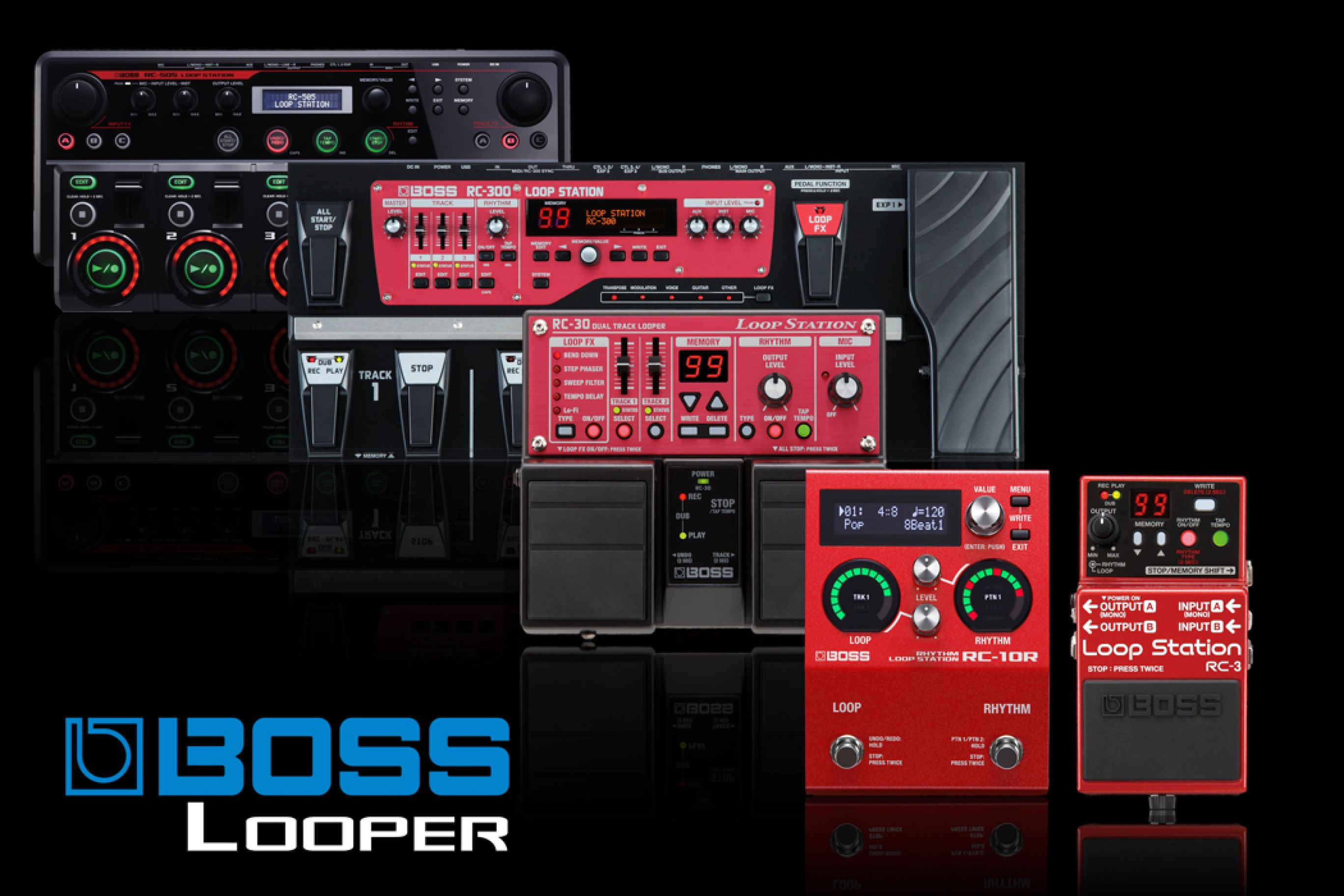 Loopstation Boss: Quale scegliere?