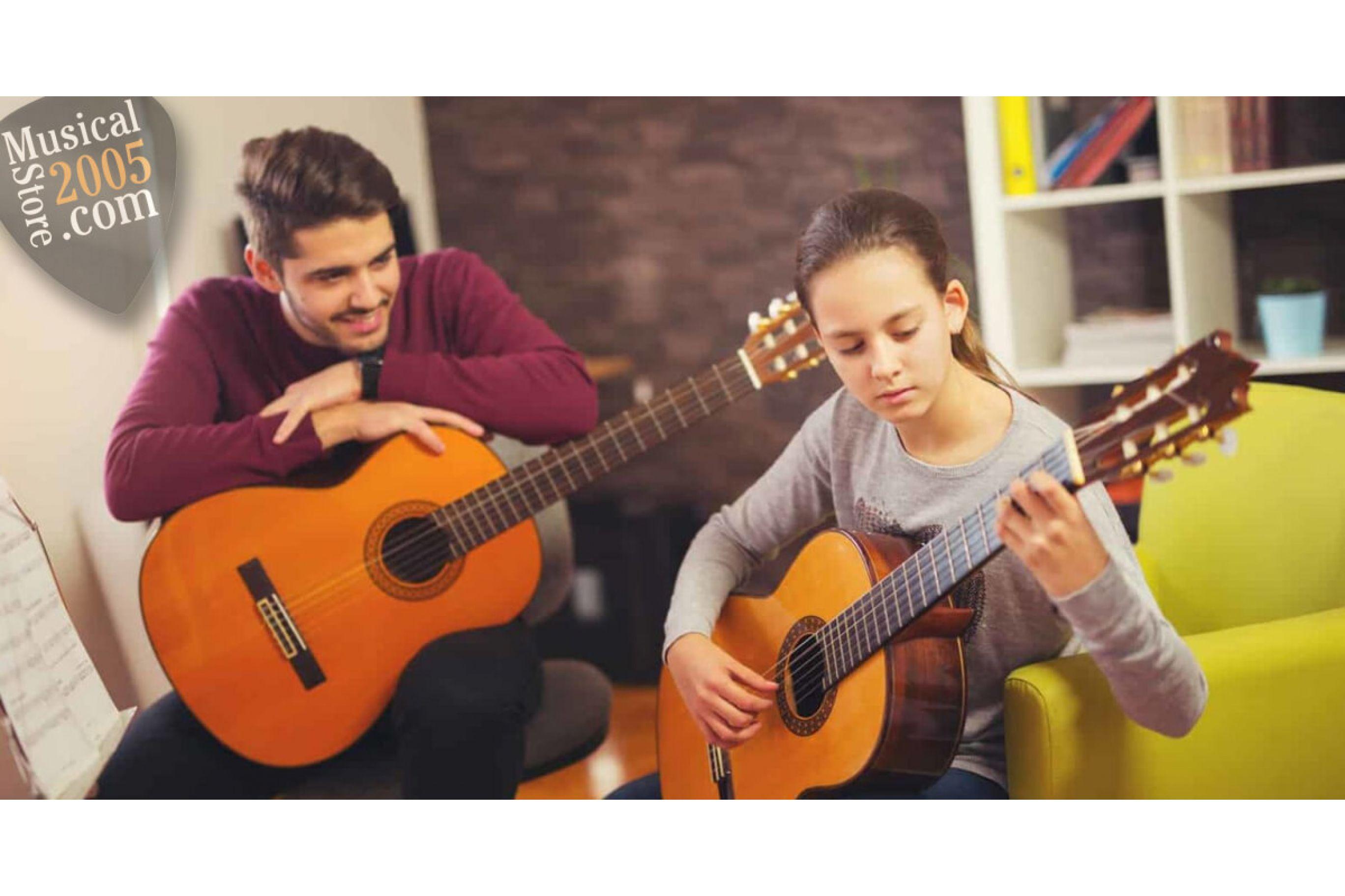 Chitarra classica per bambini