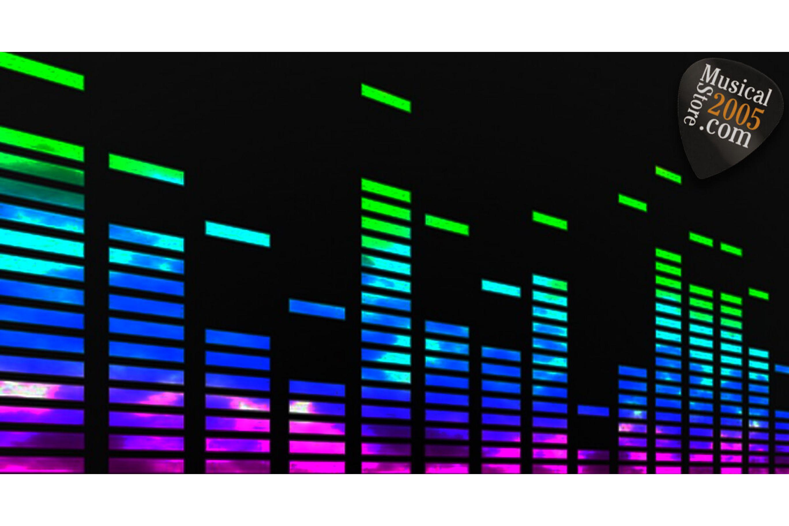 Equalizzatore: Come equalizzare gli strumenti musicali