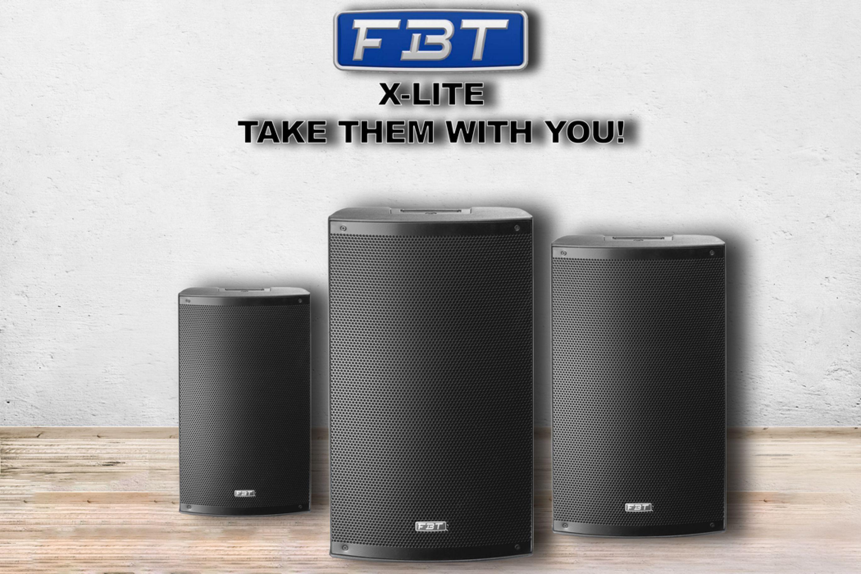 FBT X-LITE: Innovazione nella tradizione