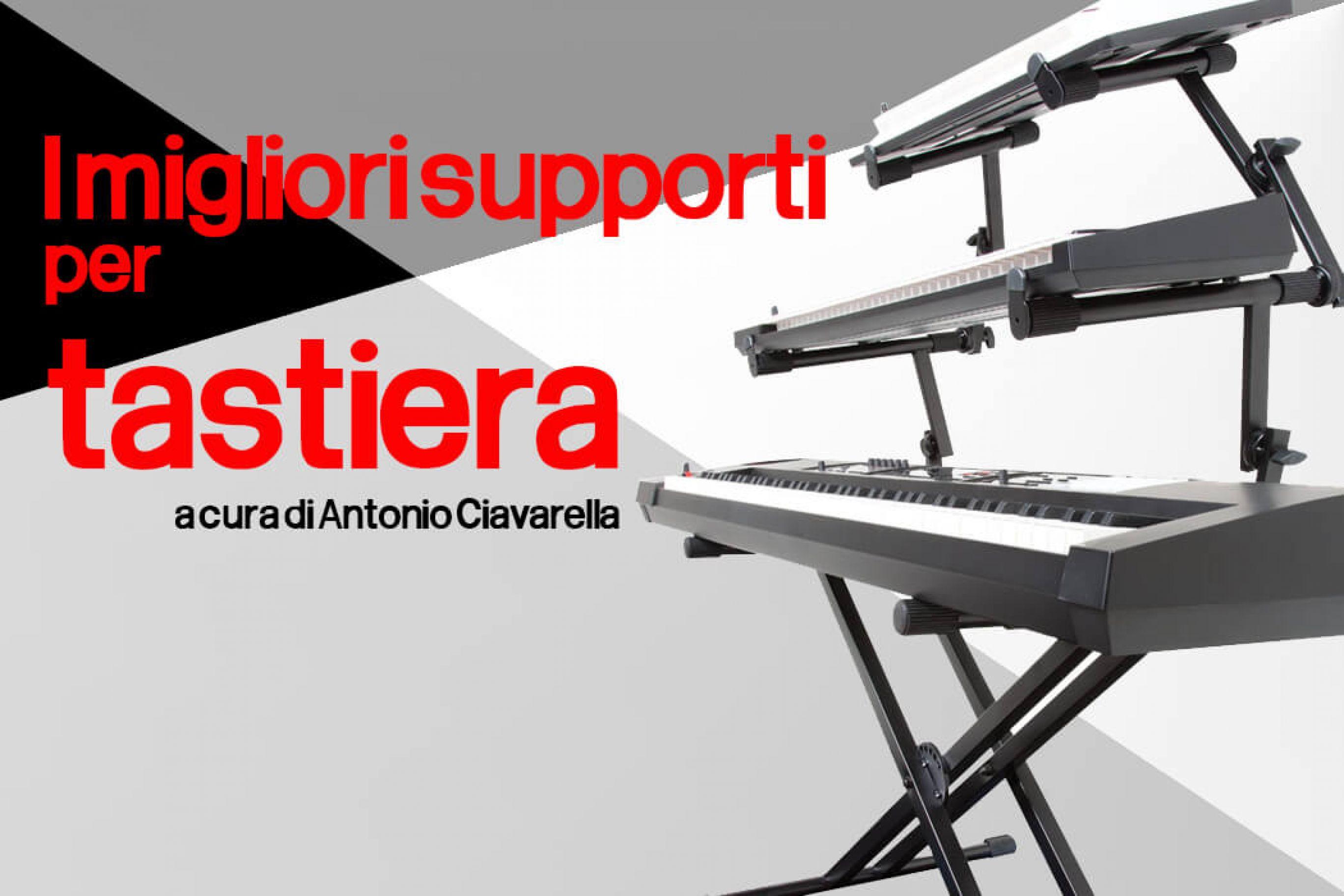 I migliori Stand e Supporti per Tastiera, DJ e Home Recording