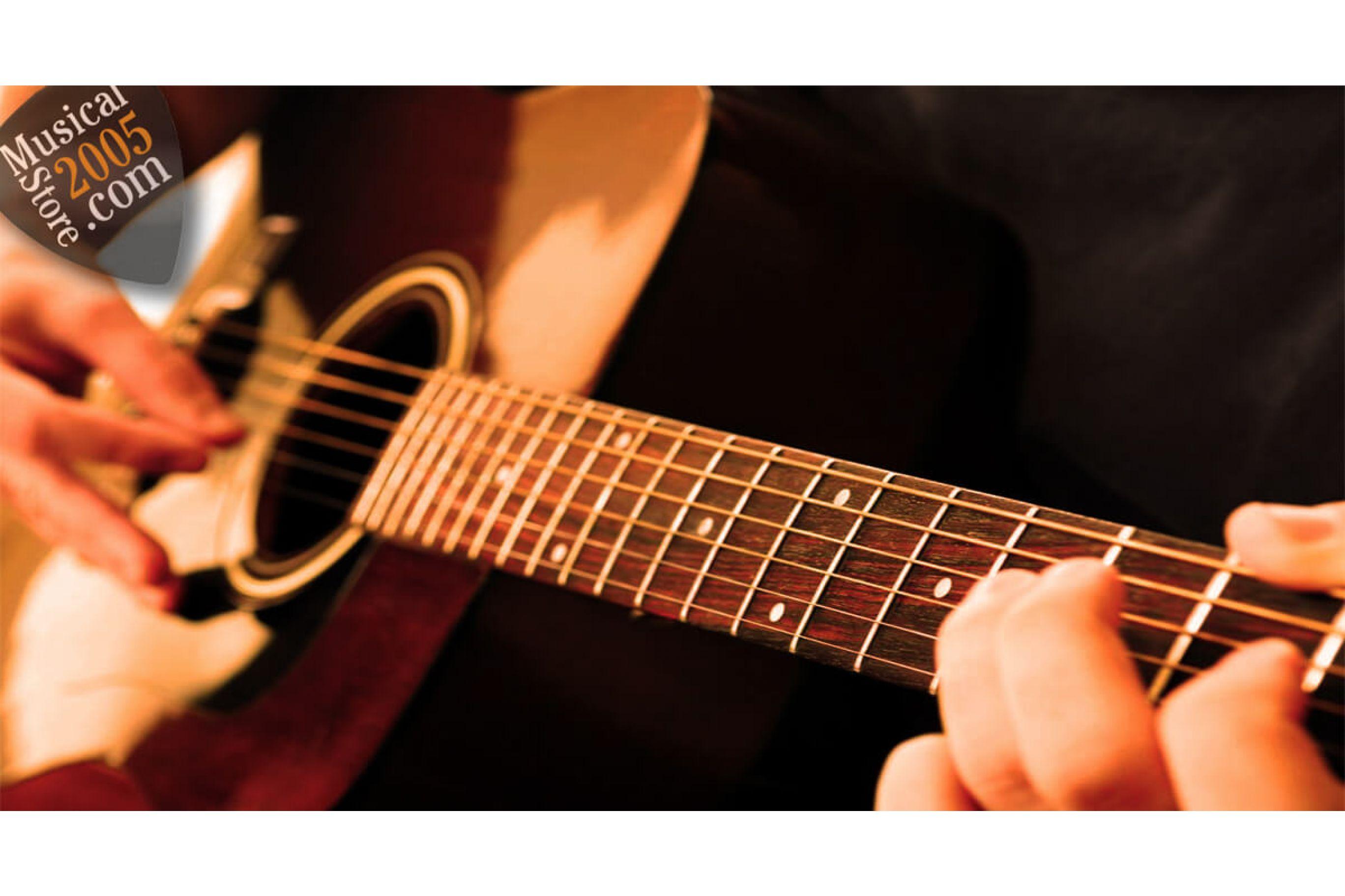 Le migliori chitarre acustiche per principianti e