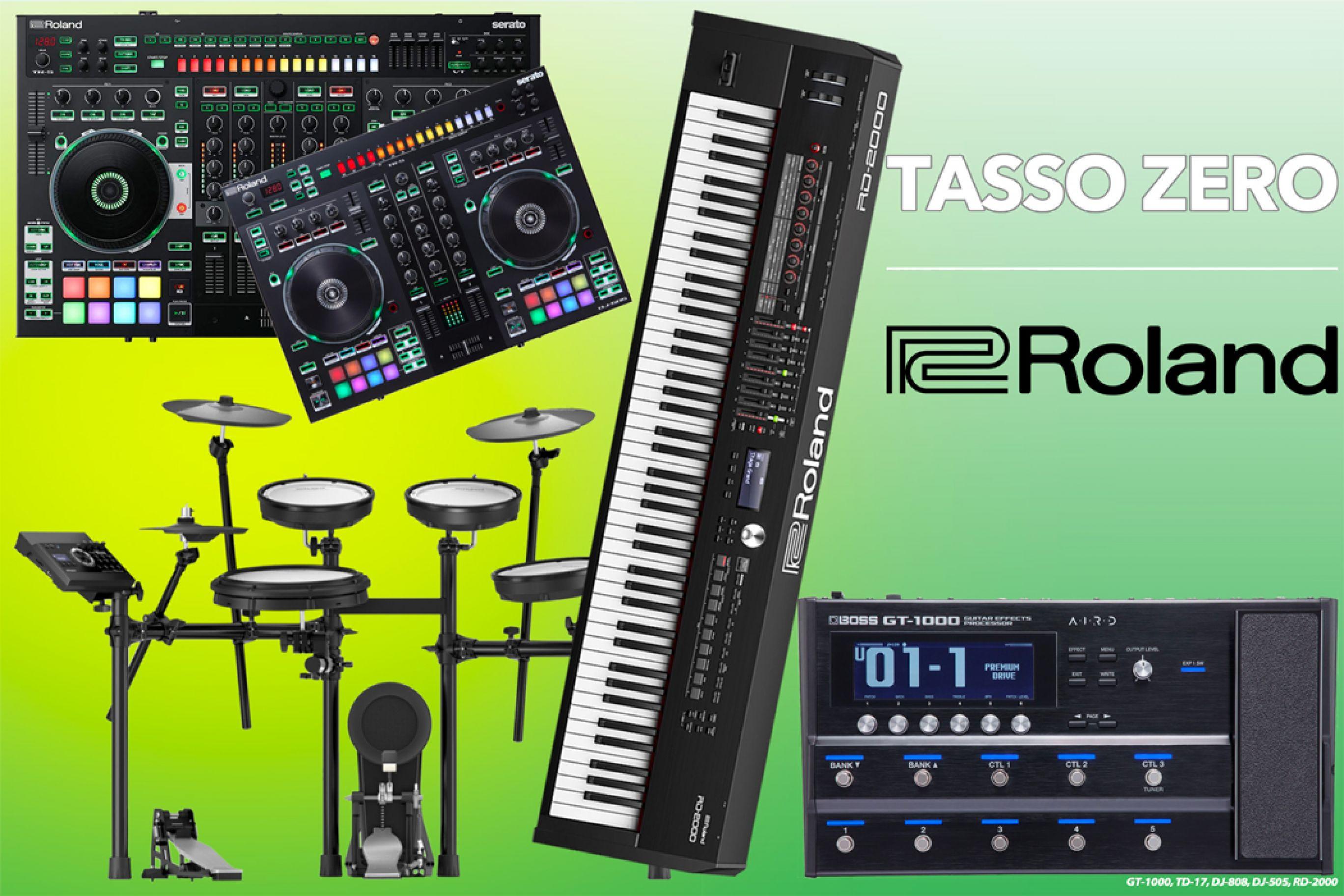 Roland Tasso Zero 2020