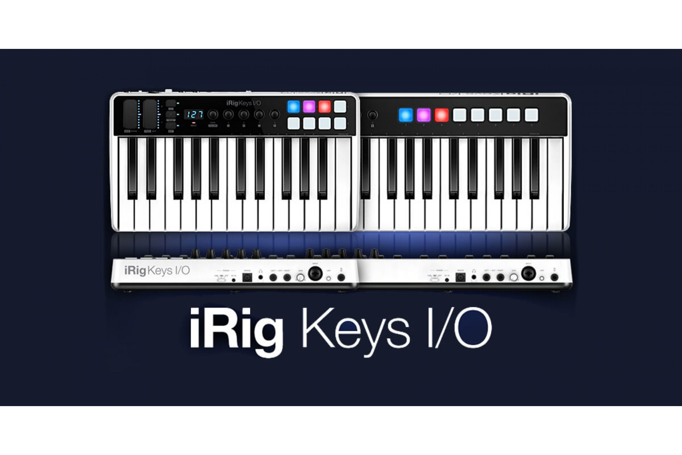 Ik multimedia iRig Keys IO, Prezzi e Recensioni - Tastiere Midi