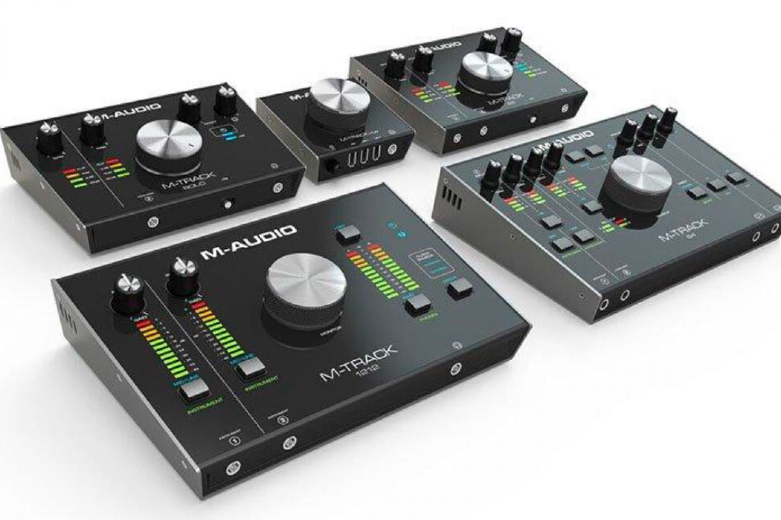 Schede Audio M-Audio Interfaces per PC M-Track
