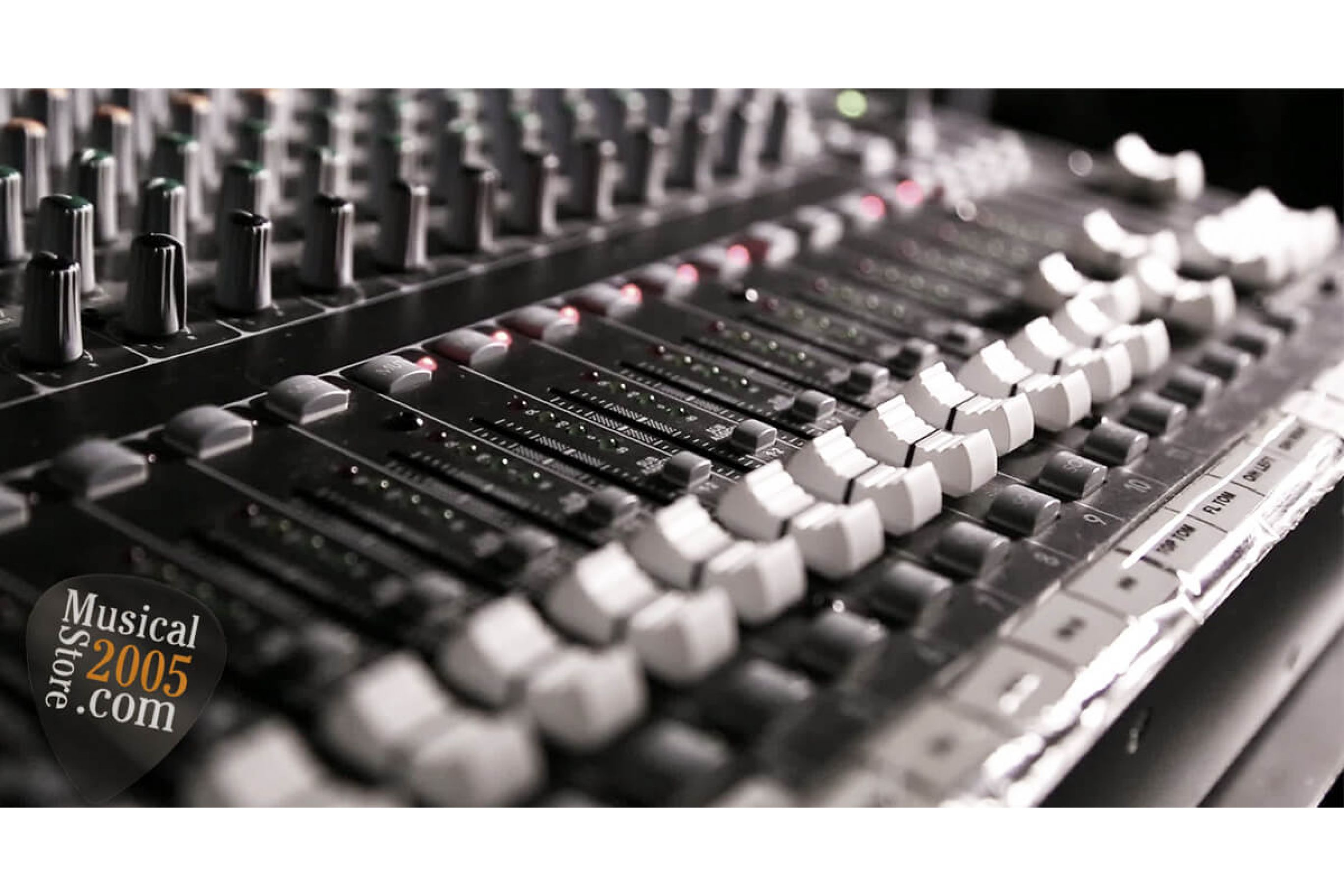 Come funziona un mixer audio? ecco i migliori mixer audio