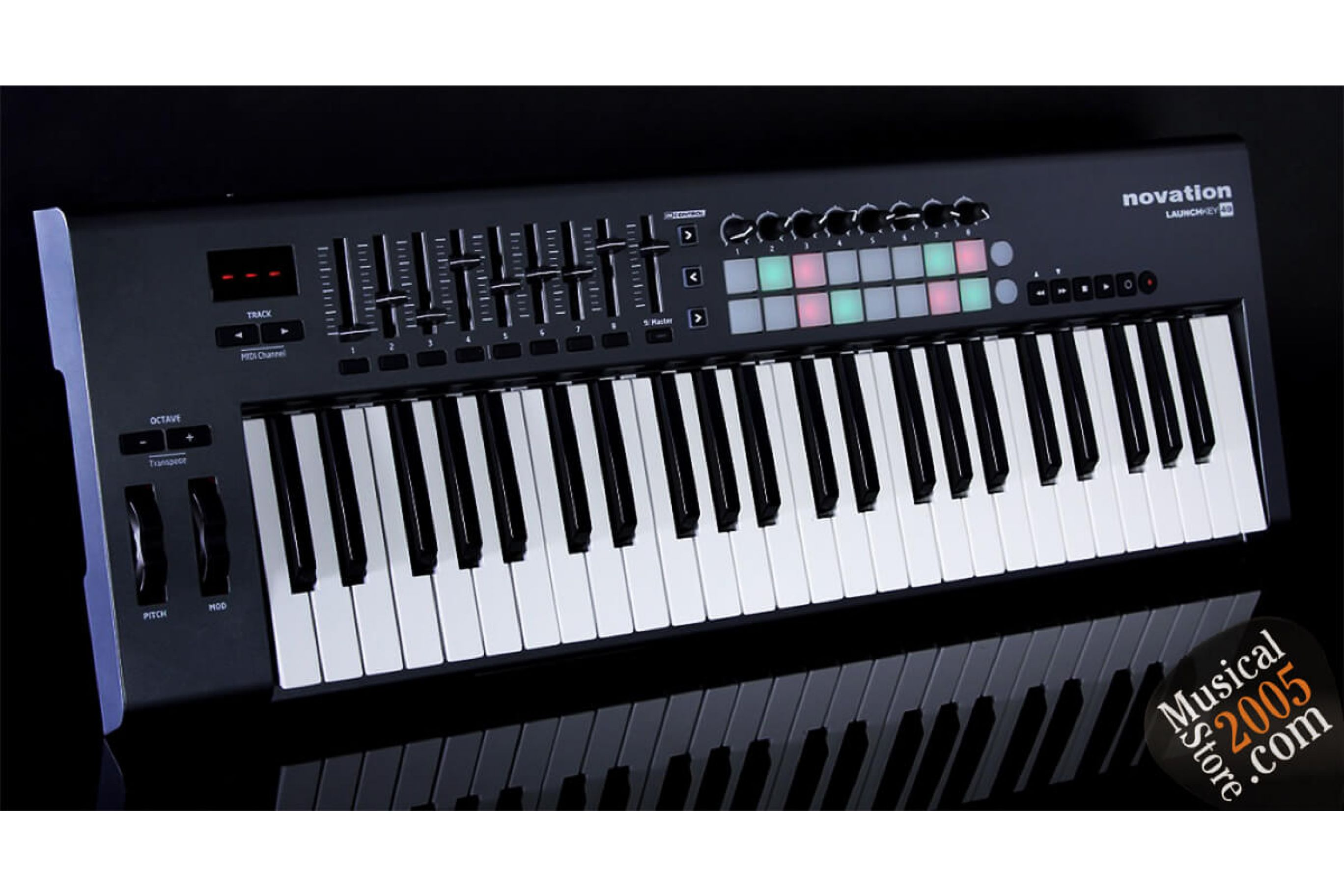 Novation Launchkey funzionalità e confronto