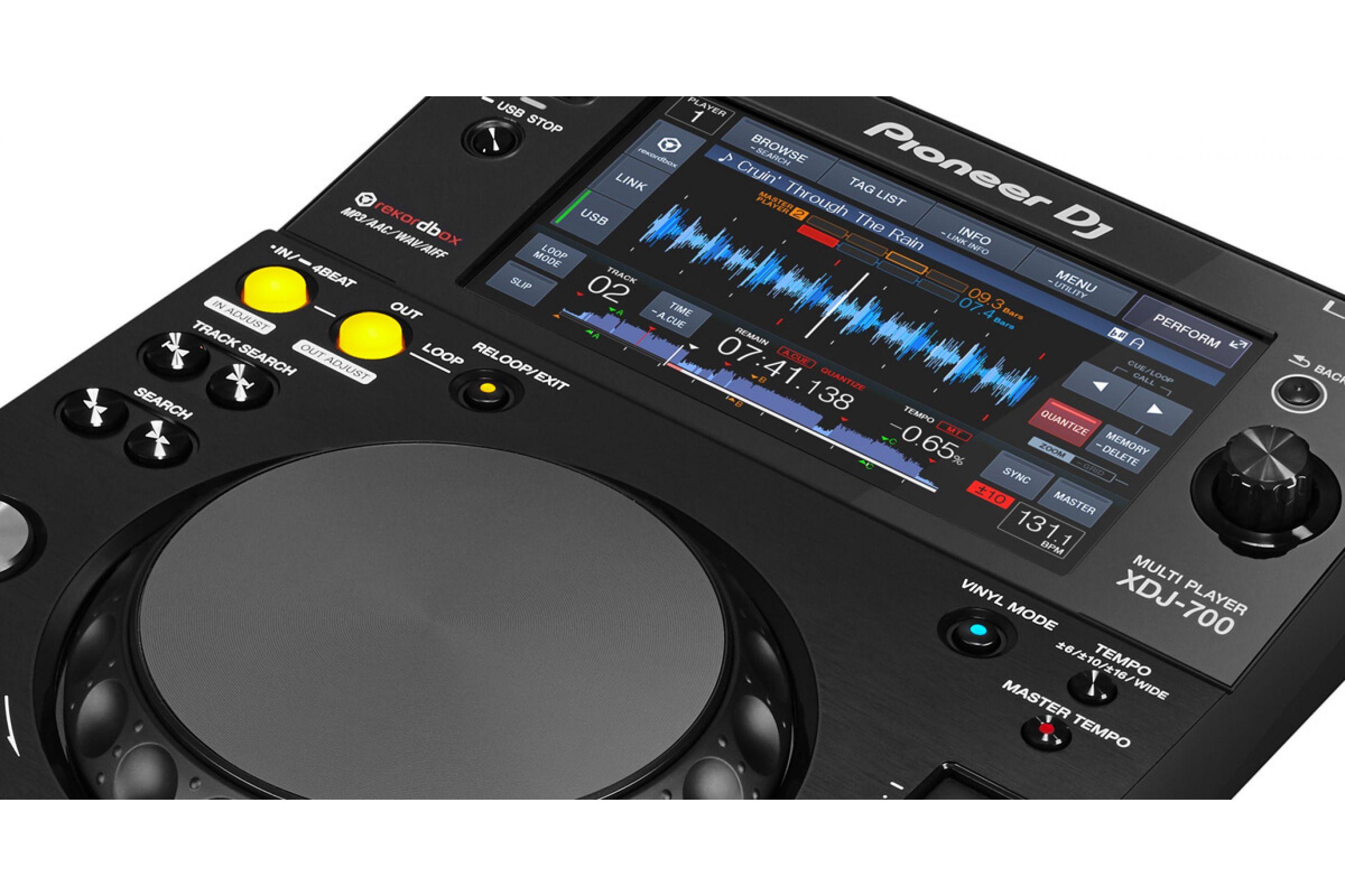 Pioneer XDJ700 (Recensione) - Dove Acquistare