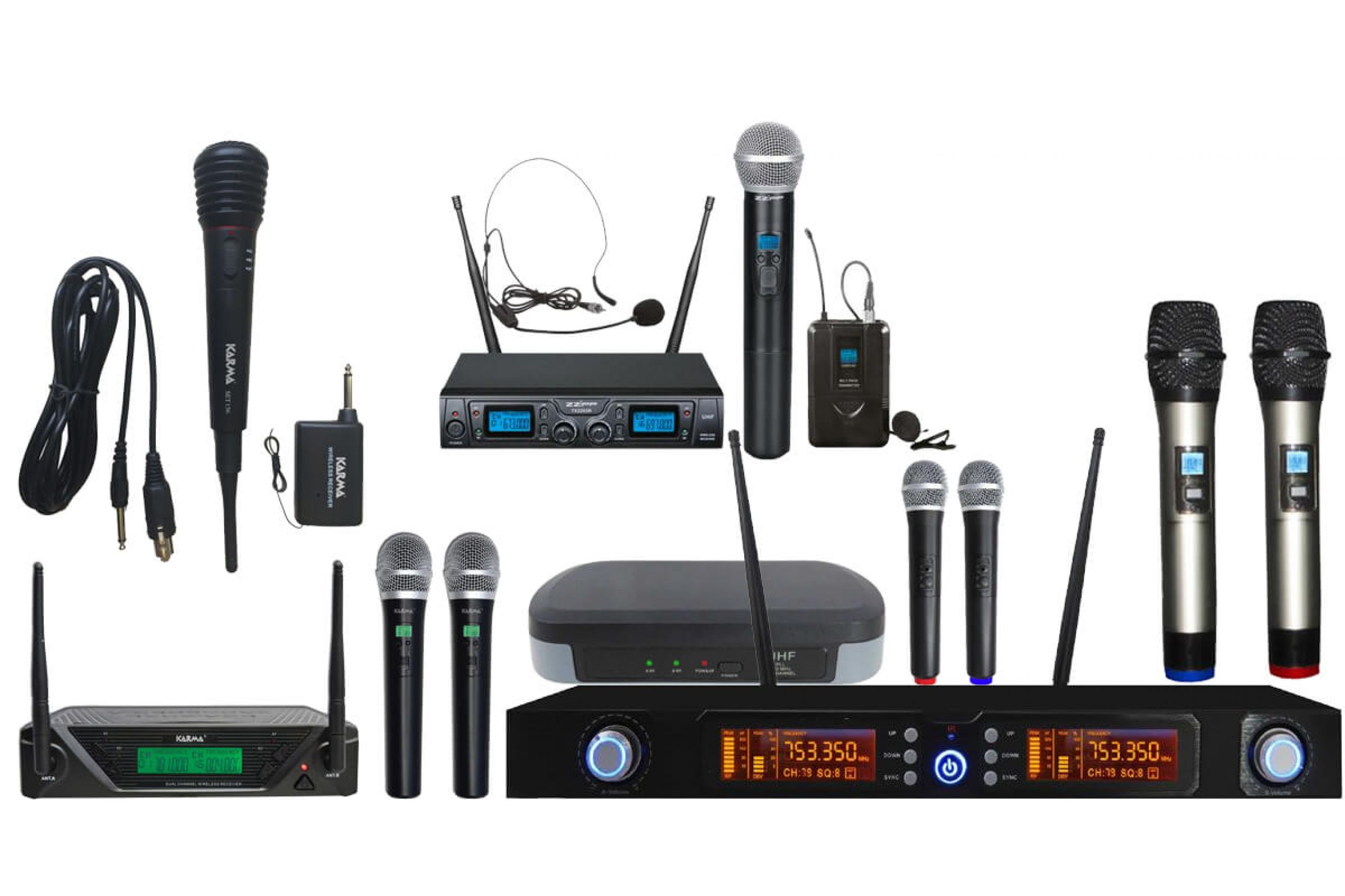 I 10 Migliori Microfoni Senza Fili Wireless Economici 2020