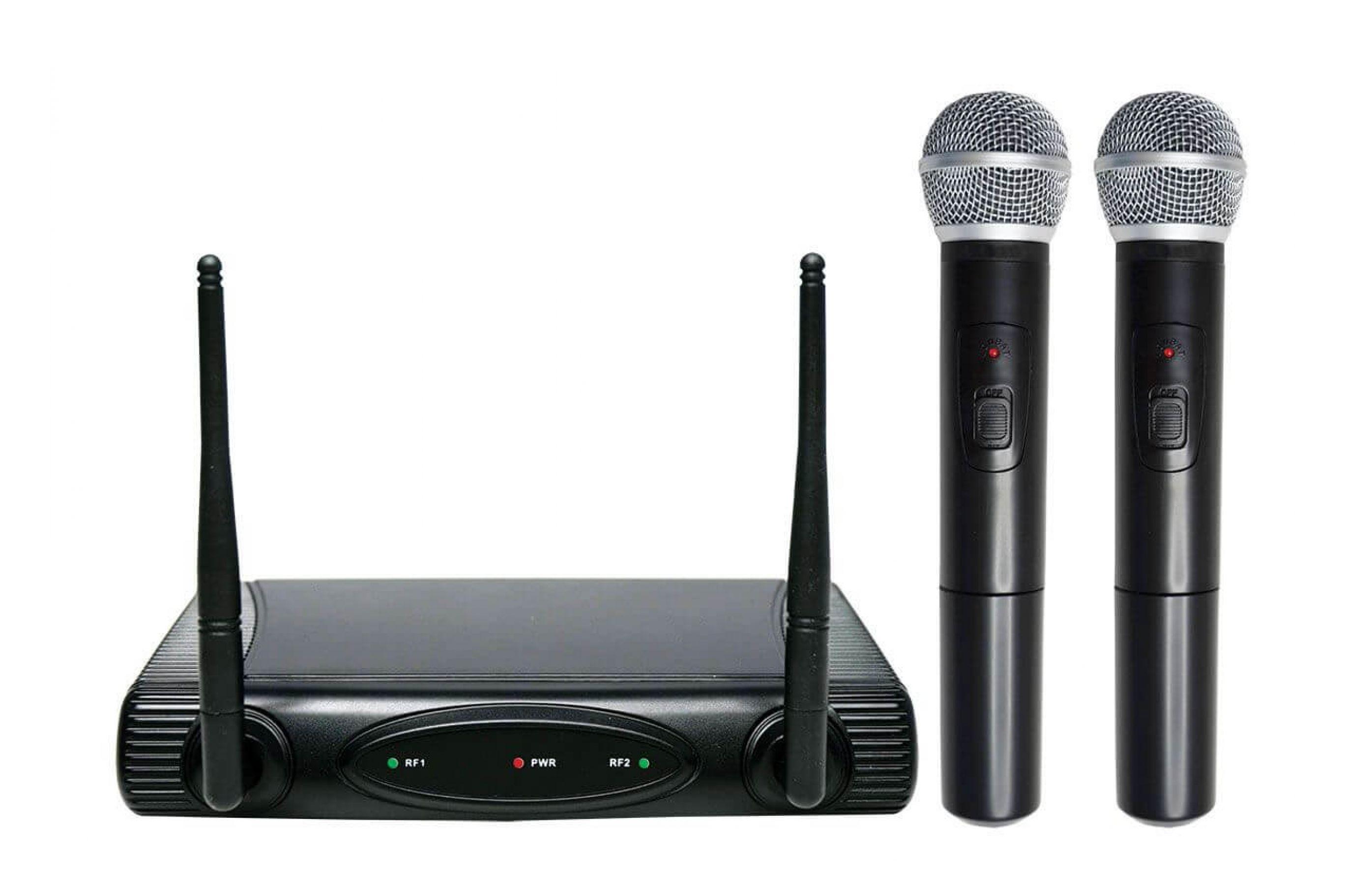 Guida ai microfoni wireless musical store 2005 - Microfono da tavolo wireless ...