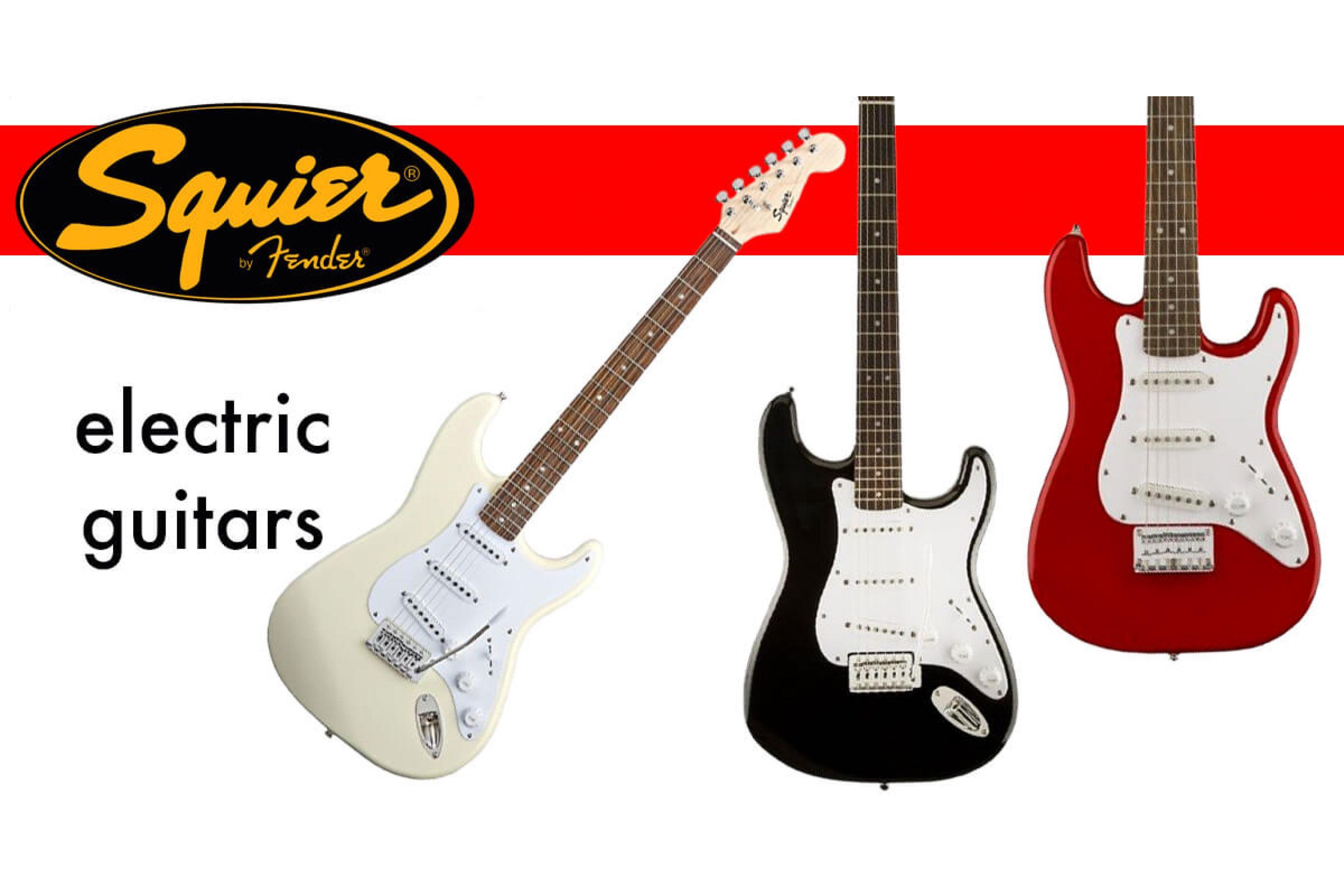 Chitarre Fender Squier Stratocaster