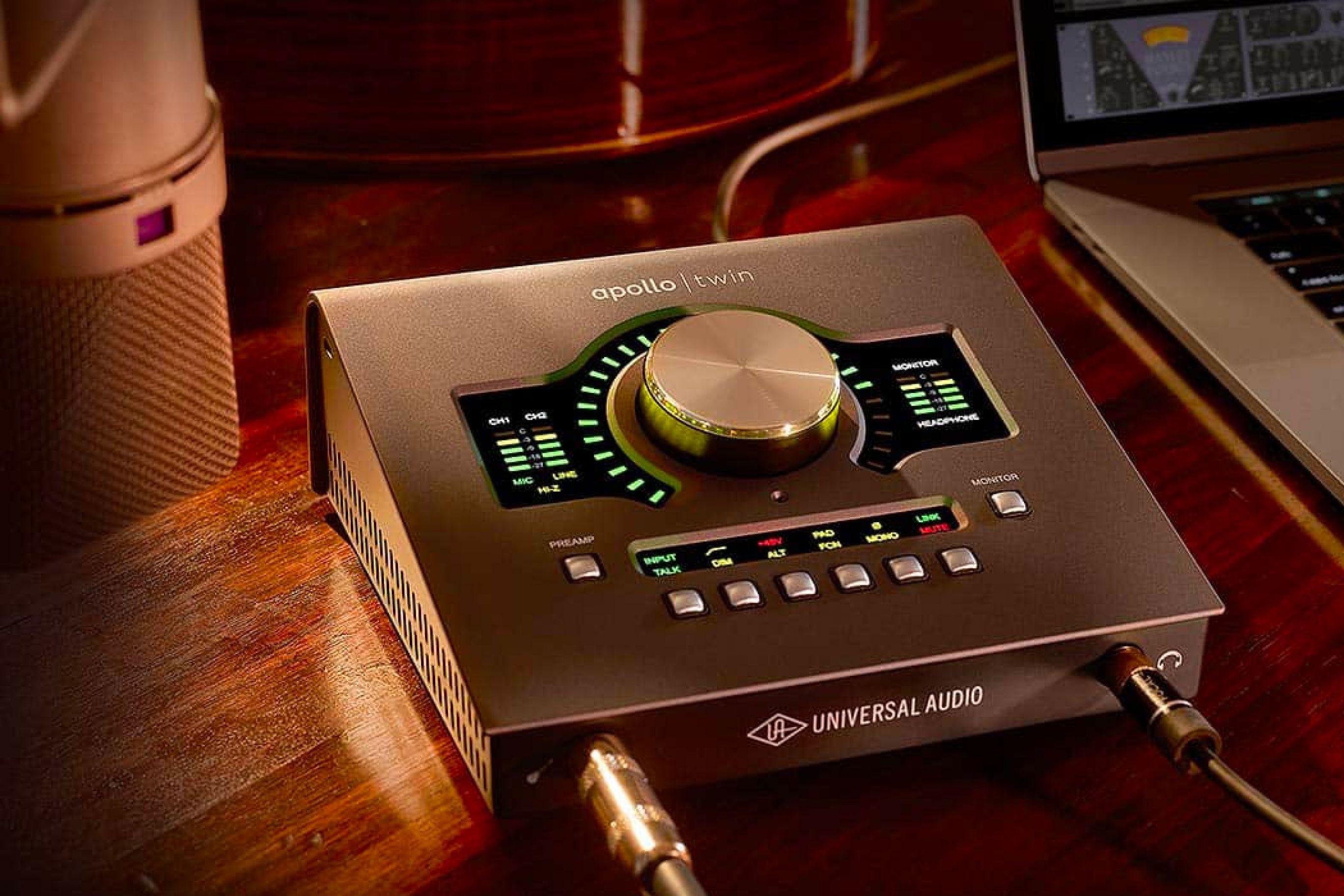 Universal Audio le migliori schede audio: prezzi e recensioni