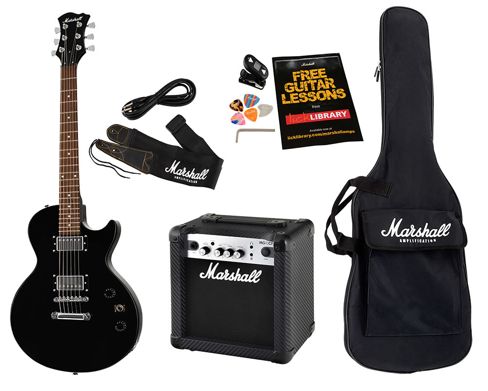Musicalstore it marshall stanmore black