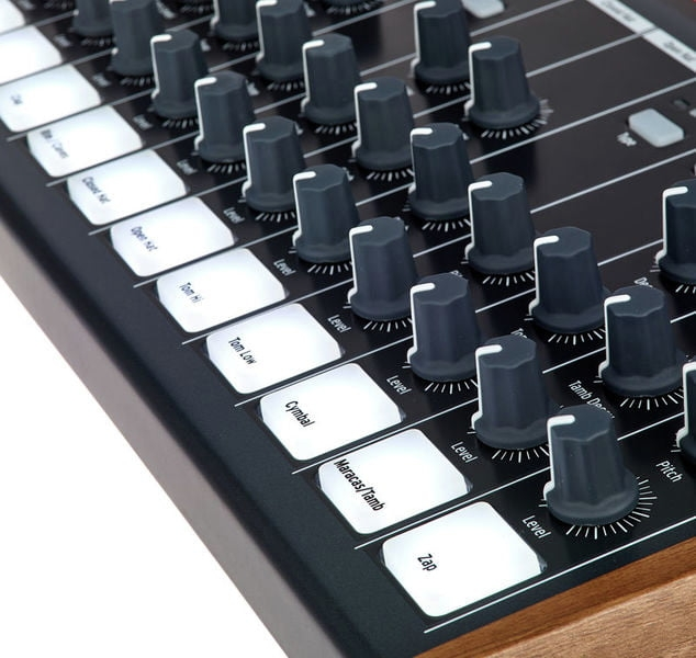 arturia drumbrute drum machine analogica ebay. Black Bedroom Furniture Sets. Home Design Ideas