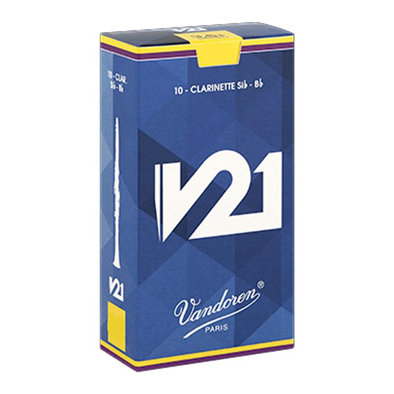 10 pezzi 2,5 conf Ance Vandoren Clarinetto Sib 56 Rue Lepic mis