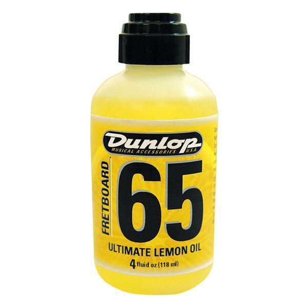 0-DUNLOP 6554 Lemon Oil - O