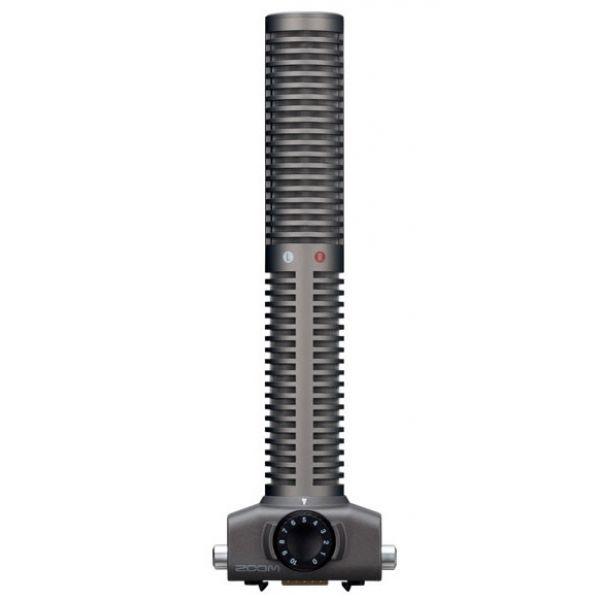 Zoom SSH-6 - Microfono Capsula Shotgun Stereo per Zoom H5/H6