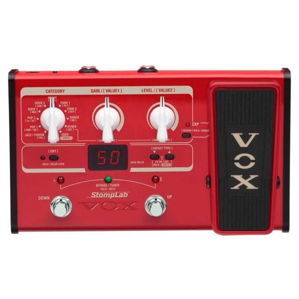 VOX StompLab IIB 2B Bass SL2B - Multieffetto per Basso Elettrico