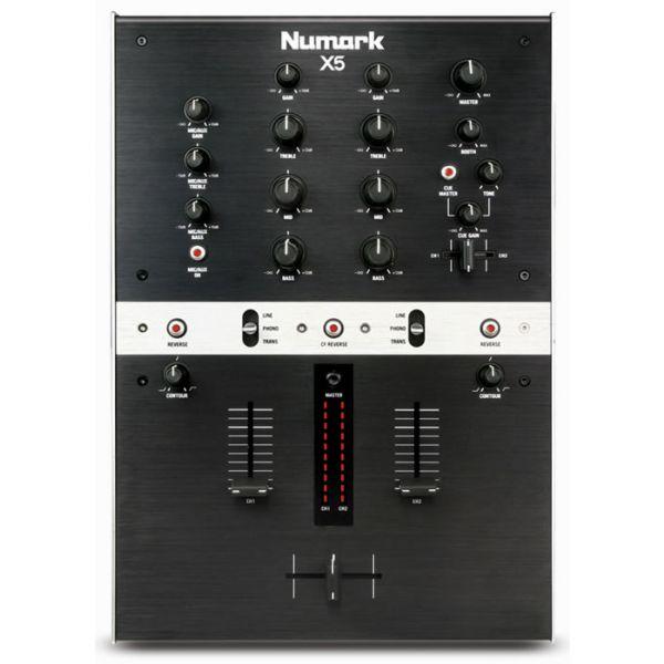 1-NUMARK X5 - MIXER DJ 2 CA