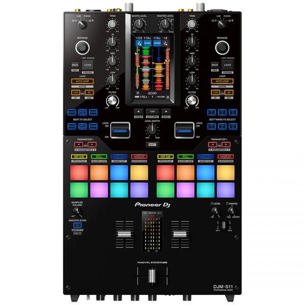 Pioneer DJM-S11 Nero