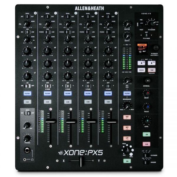 Allen & Heath Xone:PX5 - Mixer per DJ