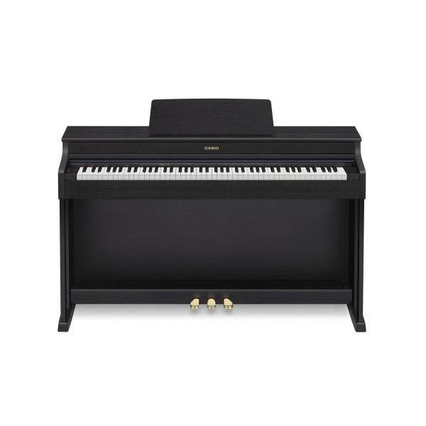 Casio AP 470 Celviano Black - Pianoforte Digitale 88 Tasti