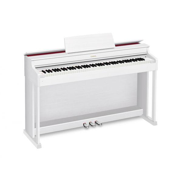 Casio AP 470 Celviano White - Pianoforte Digitale 88 Tasti