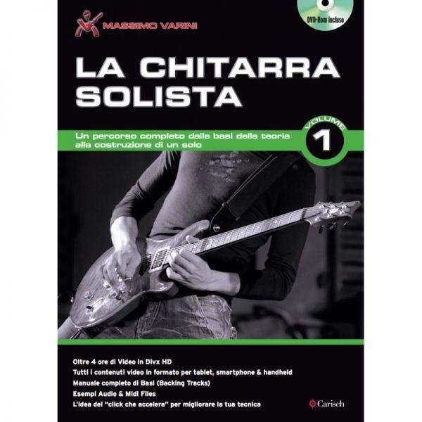 la chitarra solista volume 1