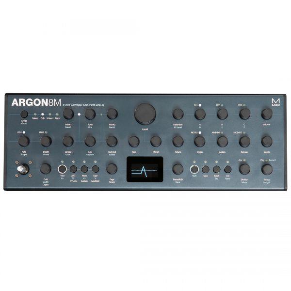 Modal Argon8M - Modulo Synth Sintetizzatore Modulare Wavetable Polifonico