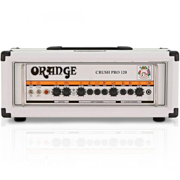 Orange Crush Pro CR120H White LTD