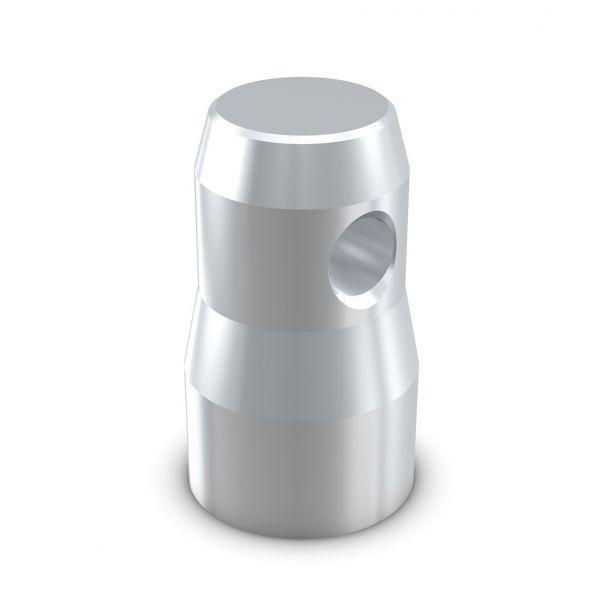 Showtec - Half Conical Spigot, M12 Thread - Filetto M12 Per traliccio Pro-30