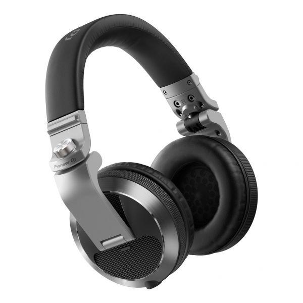 PIONEER HDJ-X7 Silver Cuffie per DJ02
