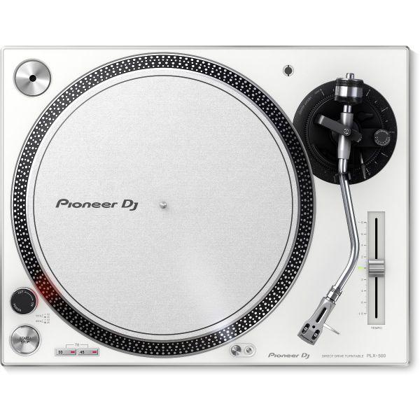 pioneer plx500w white front