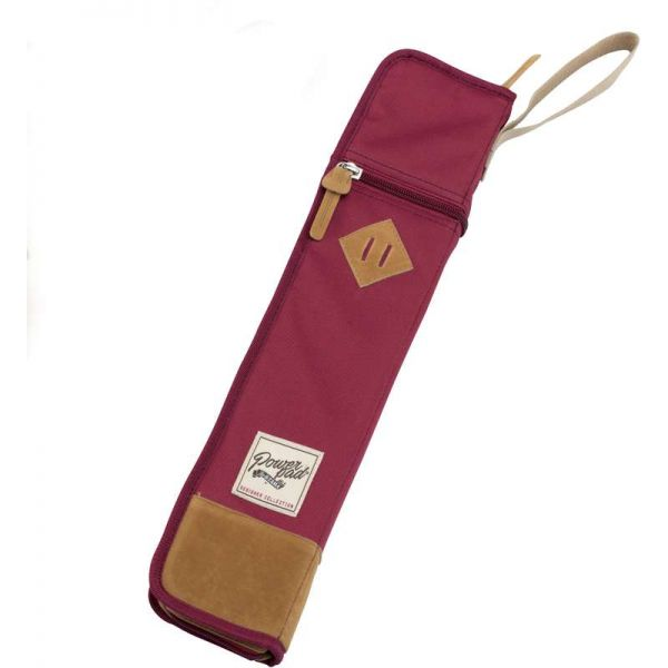 "0 TAMA - TSB12WR - borsa portabacchette Power Pad ""Designer Collection"" - wine red"