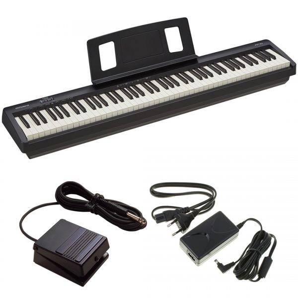 Roland FP 10 BK - Pianoforte Digitale 88 Tasti