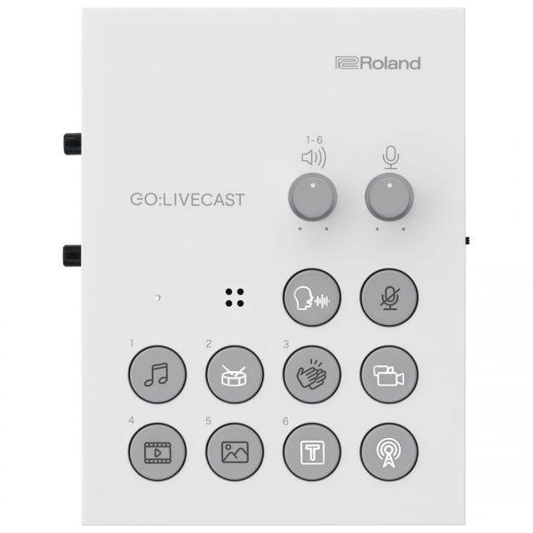 Roland Go:LiveCast - Live Streaming Studio per Smartphones