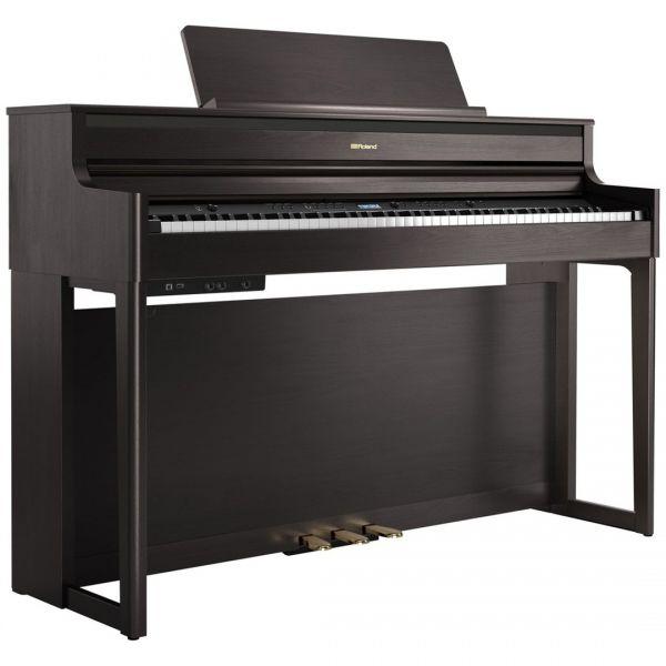 Roland HP704 Dark Rosewood - Pianoforte Digitale 88 Tasti