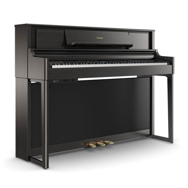 Roland LX705 Charcoal Black - Pianoforte Digitale 88 Tasti