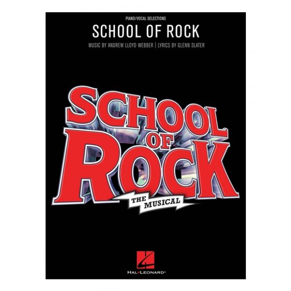 Hal Leonard School of Rock - Il Musical