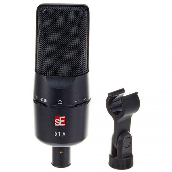 SE ELECTRONICS X1A - Microfono a Condensatore_side